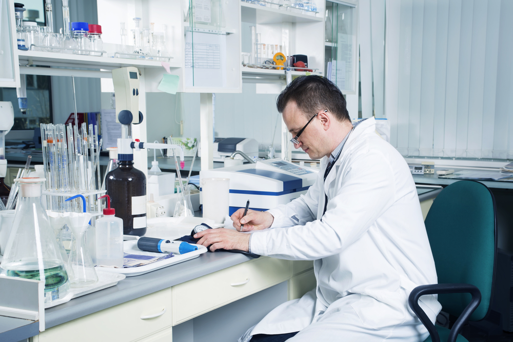 life science industry image
