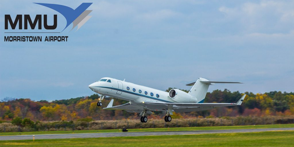 Morris County is home to many corporate jet programs